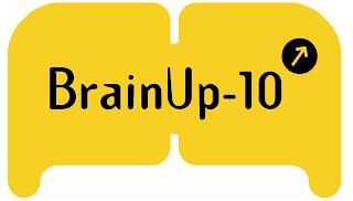 BRAINUP-10 trademark