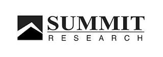 SUMMIT RESEARCH trademark