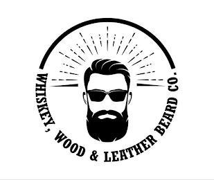 WHISKEY, WOOD & LEATHER BEARD CO. trademark