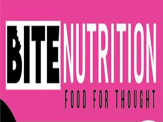 BITE NURITION FOOD FOR THOUGHT trademark