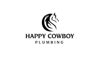 HAPPY COWBOY PLUMBING trademark