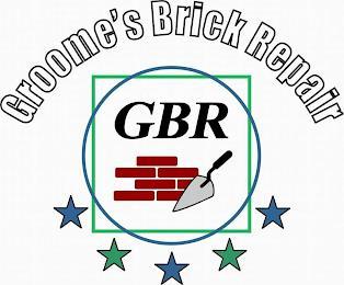 GROOME'S BRICK REPAIR GBR trademark