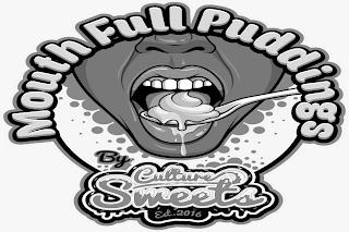 MOUTH FULL PUDDINGS CULTURE SWEETS EST.2016 trademark