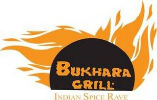 BUKHARA GRILL INDIAN SPICE RAVE trademark