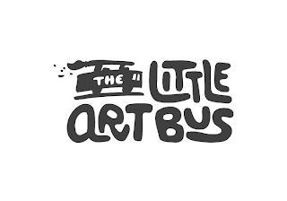 THE LITTLE ART BUS trademark