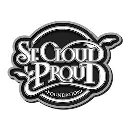 ST. CLOUD PROUD ·FOUNDATION· trademark