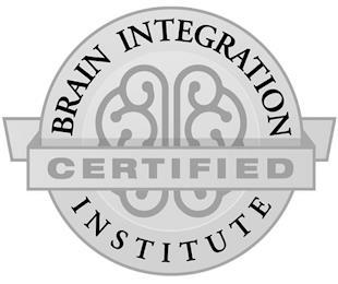 BRAIN INTEGRATION INSTITUTE CERTIFIED trademark