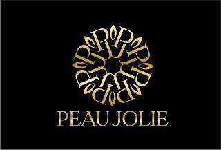PEAU JOLIE trademark