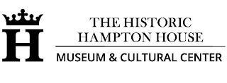 H THE HISTORIC HAMPTON HOUSE MUSEUM & CULTURAL CENTER trademark