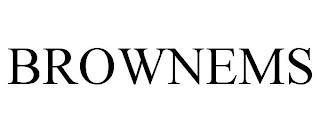 BROWNEMS trademark