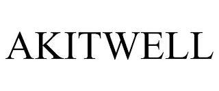 AKITWELL trademark